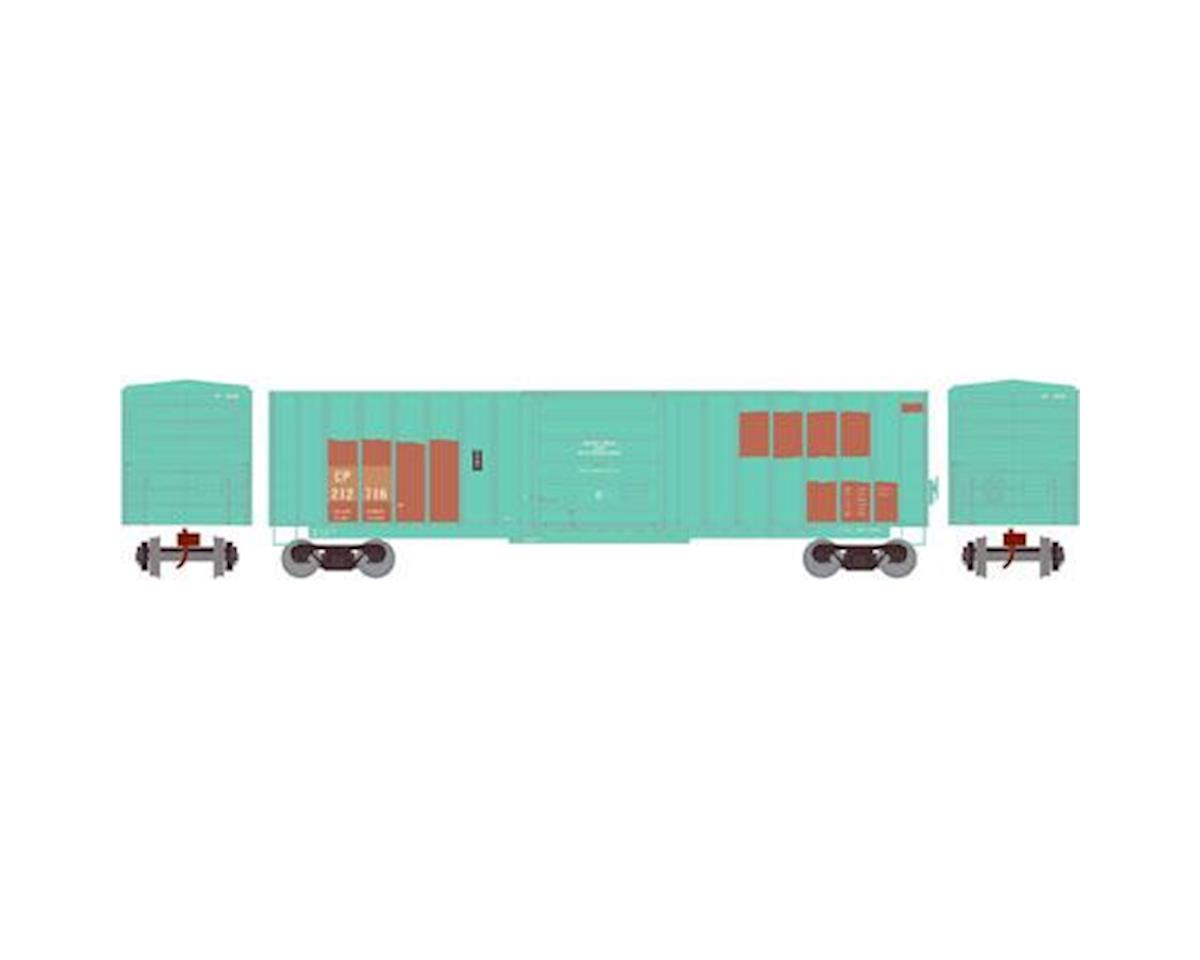 Athearn HO 50' SIECO Box, CPR #212716
