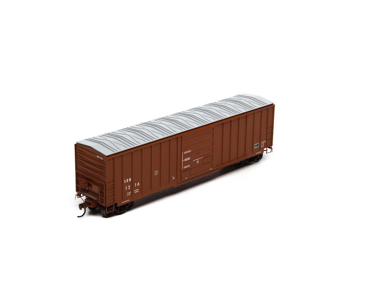 HO 50' SIECO Box, SR&N #1216 by Athearn