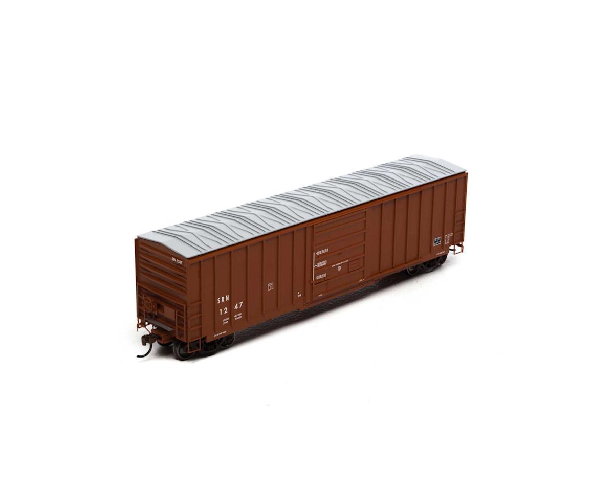 Athearn HO 50' SIECO Box, SR&N #1247