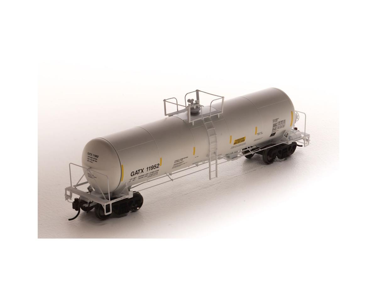 Athearn HO GATC 20,000-Gal Acid Tank, GATX/Modern #11952
