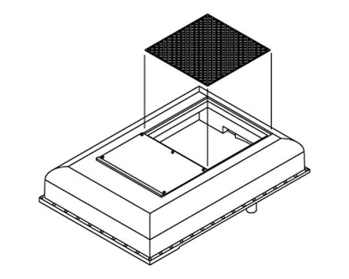HO Winterization Hatch Set, GP-9/CPR (3) by Athearn
