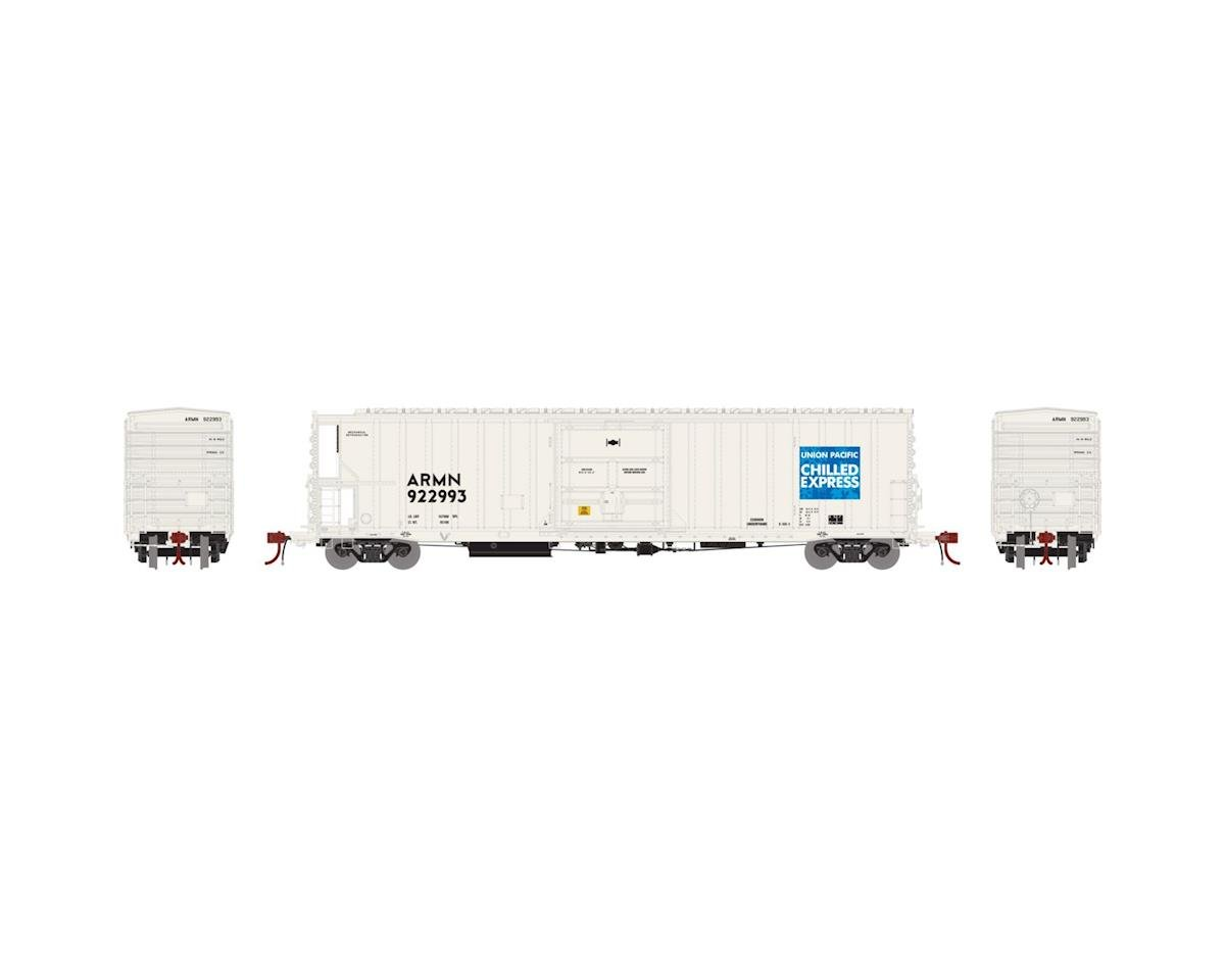 Athearn HO 57' Mechanical Reefer, UP/ARMN/Chilled #922993