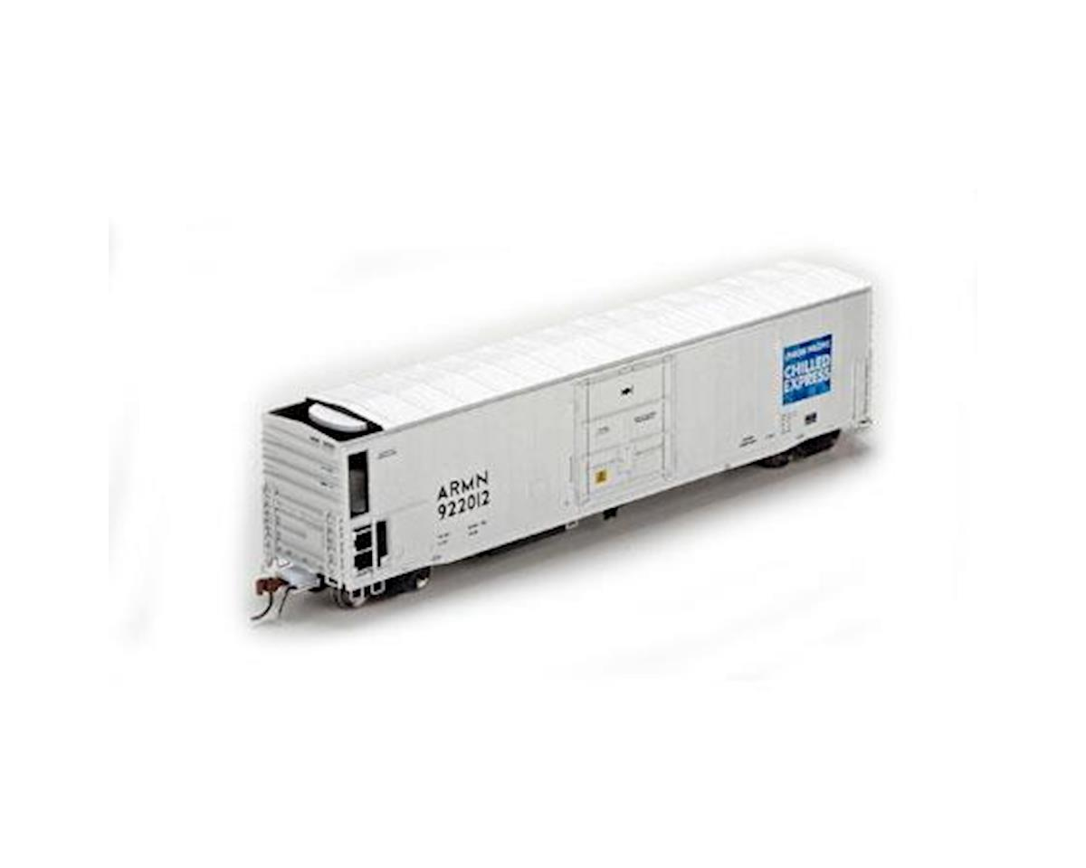 HO 57' Mechanical Reefer UP ARMIN Chilled #922012   relatedproducts
