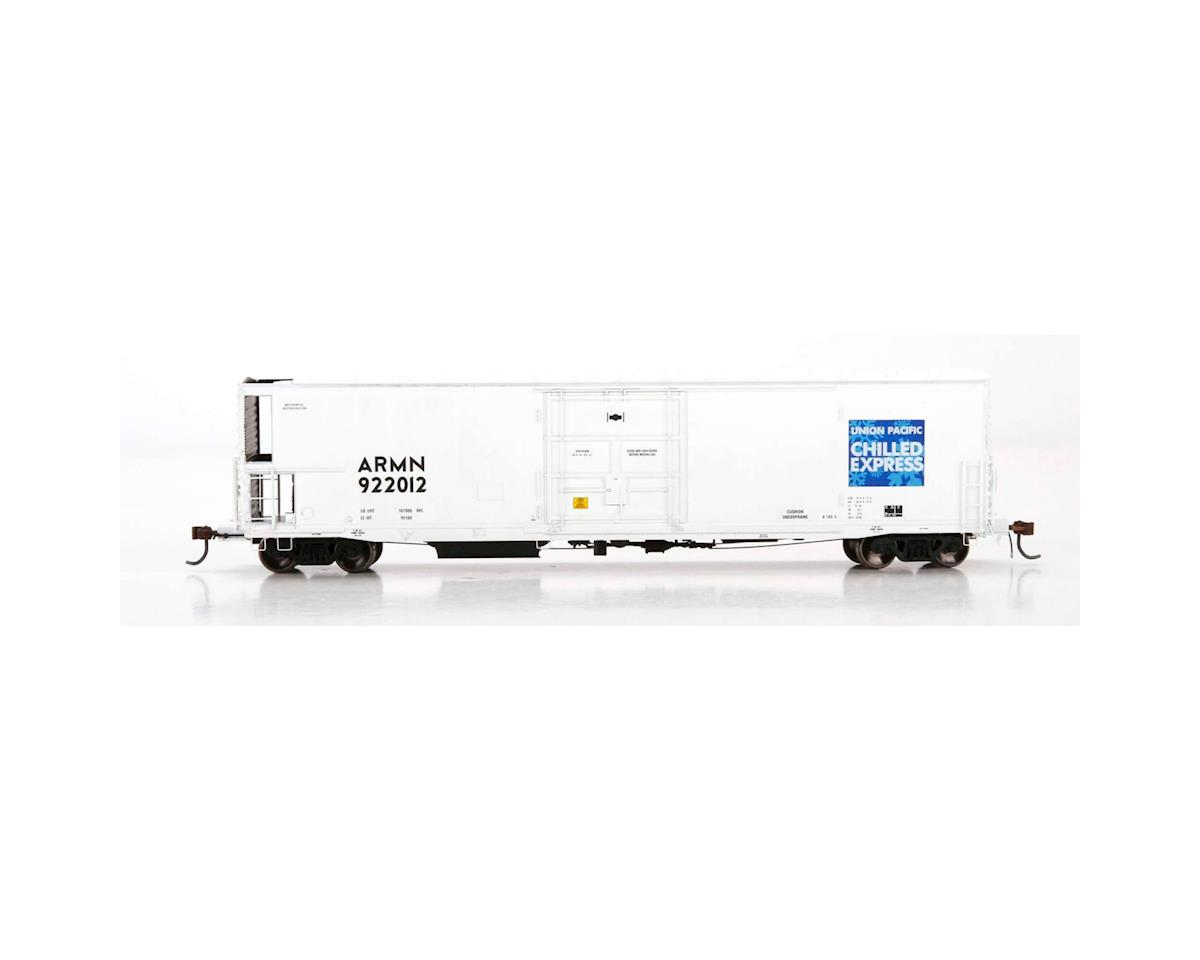 Athearn HO 57' Mechanical Reefer w/Sound, UP/ARMIN #922012
