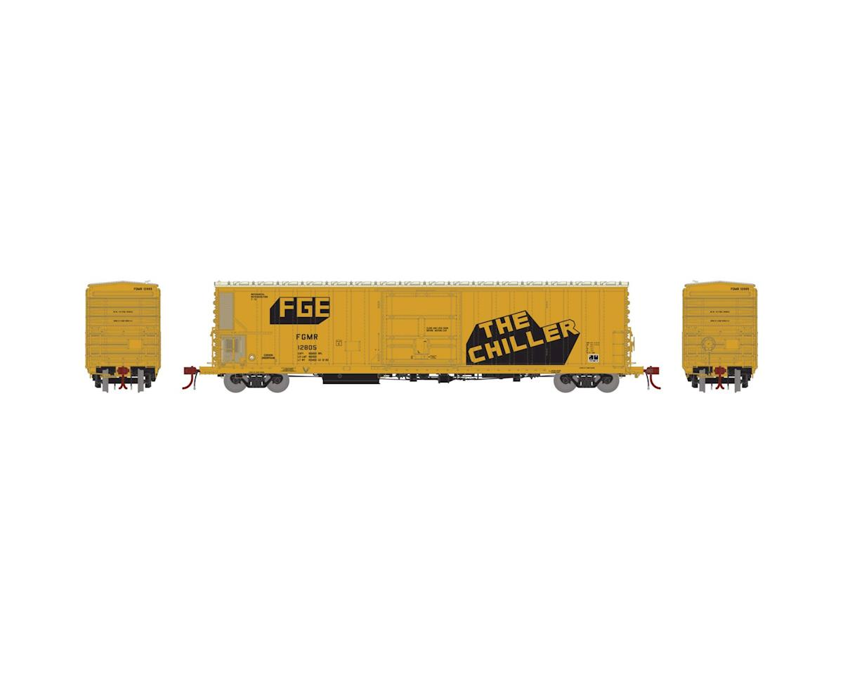 Athearn HO 57' Mechanical Reefer w/Sound, FGE/FGMR #12805