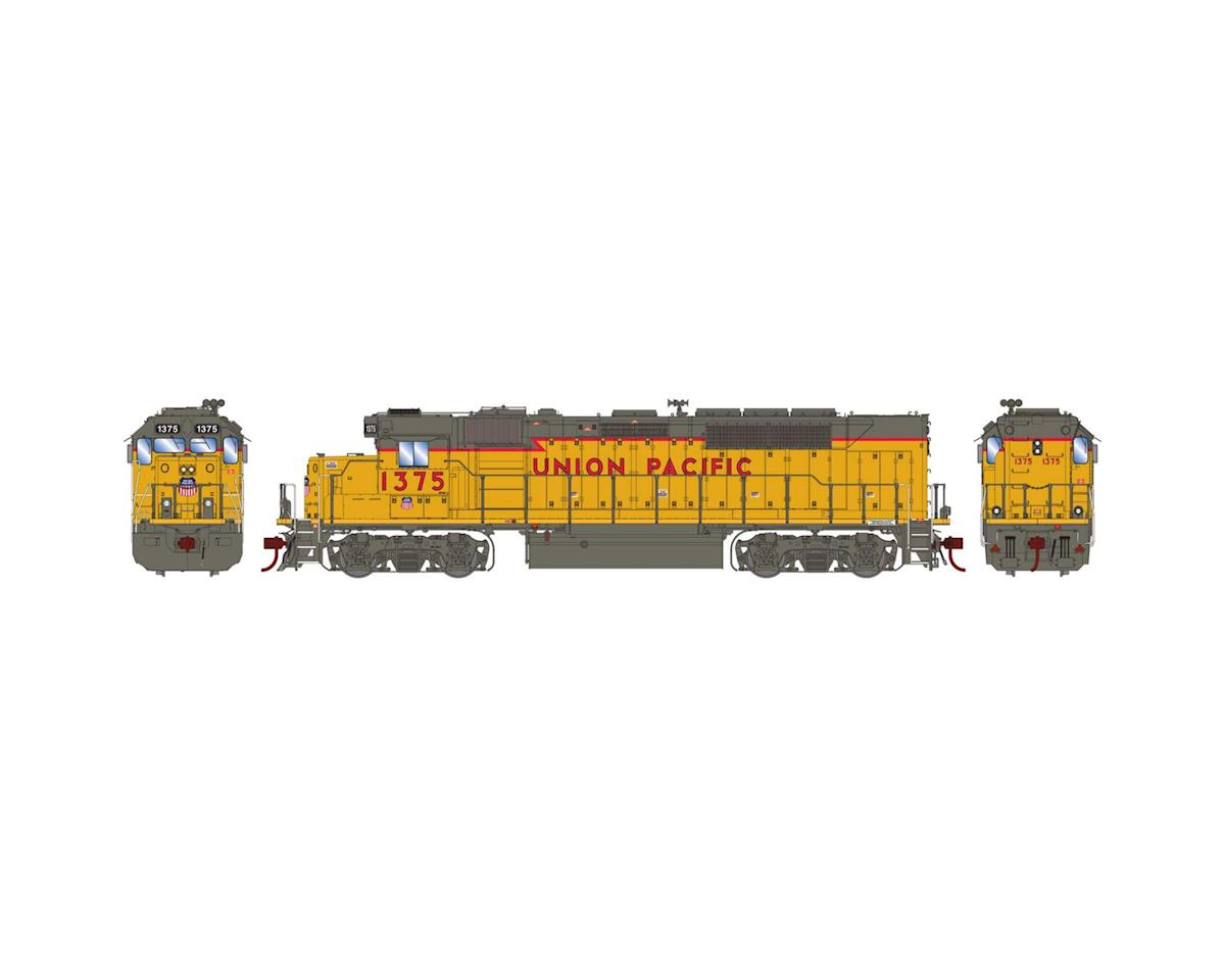 Athearn HO GP40P-2, UP #1375