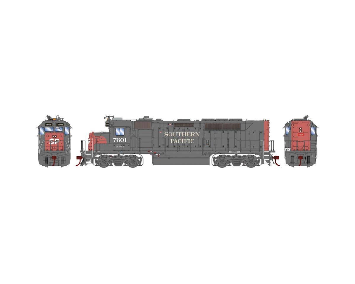 Athearn HO GP40P-2 w/DCC & Sound, SP #7601