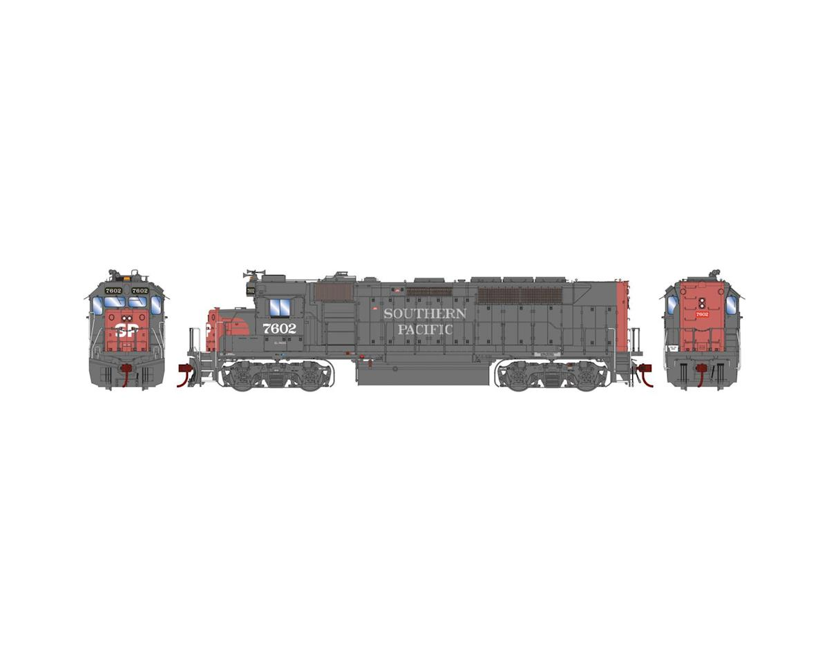 Athearn HO GP40P-2 w/DCC & Sound, SP #7602