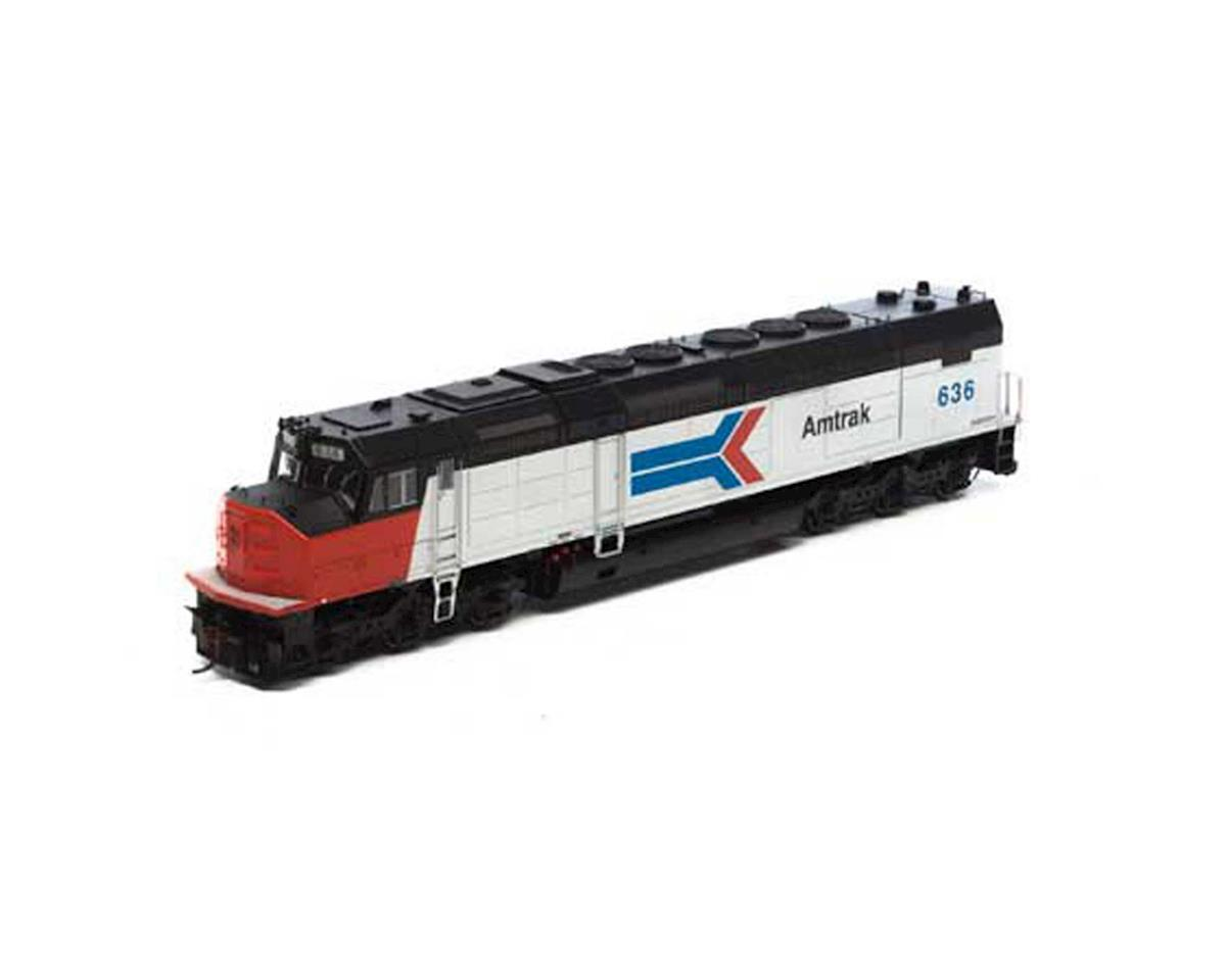 HO SDP40F, Amtrak #636 by Athearn