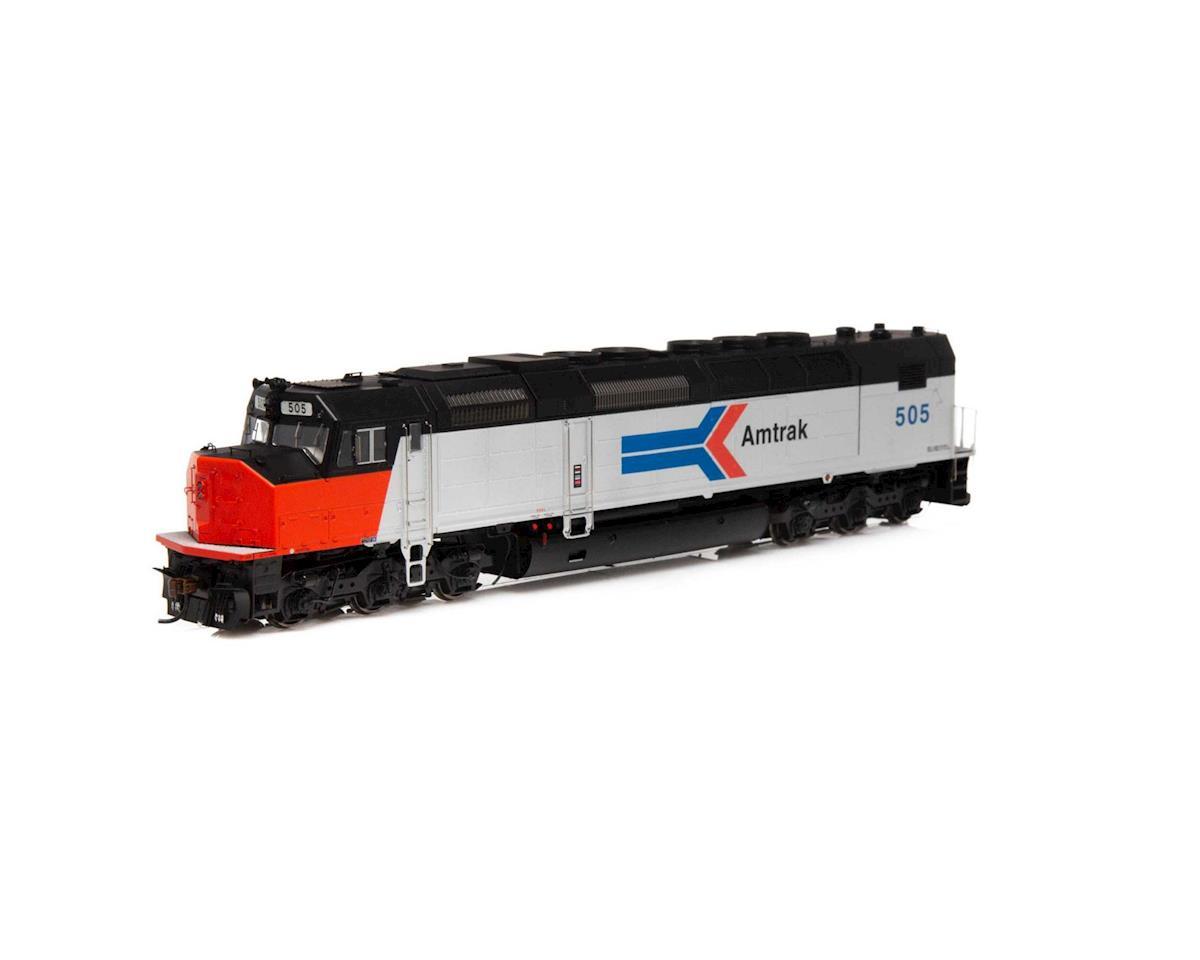 Athearn HO SDP40F, Amtrak #505