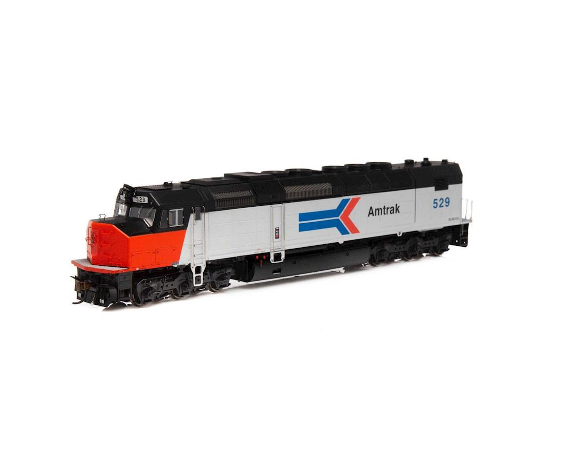 Athearn HO SDP40F, Amtrak #529