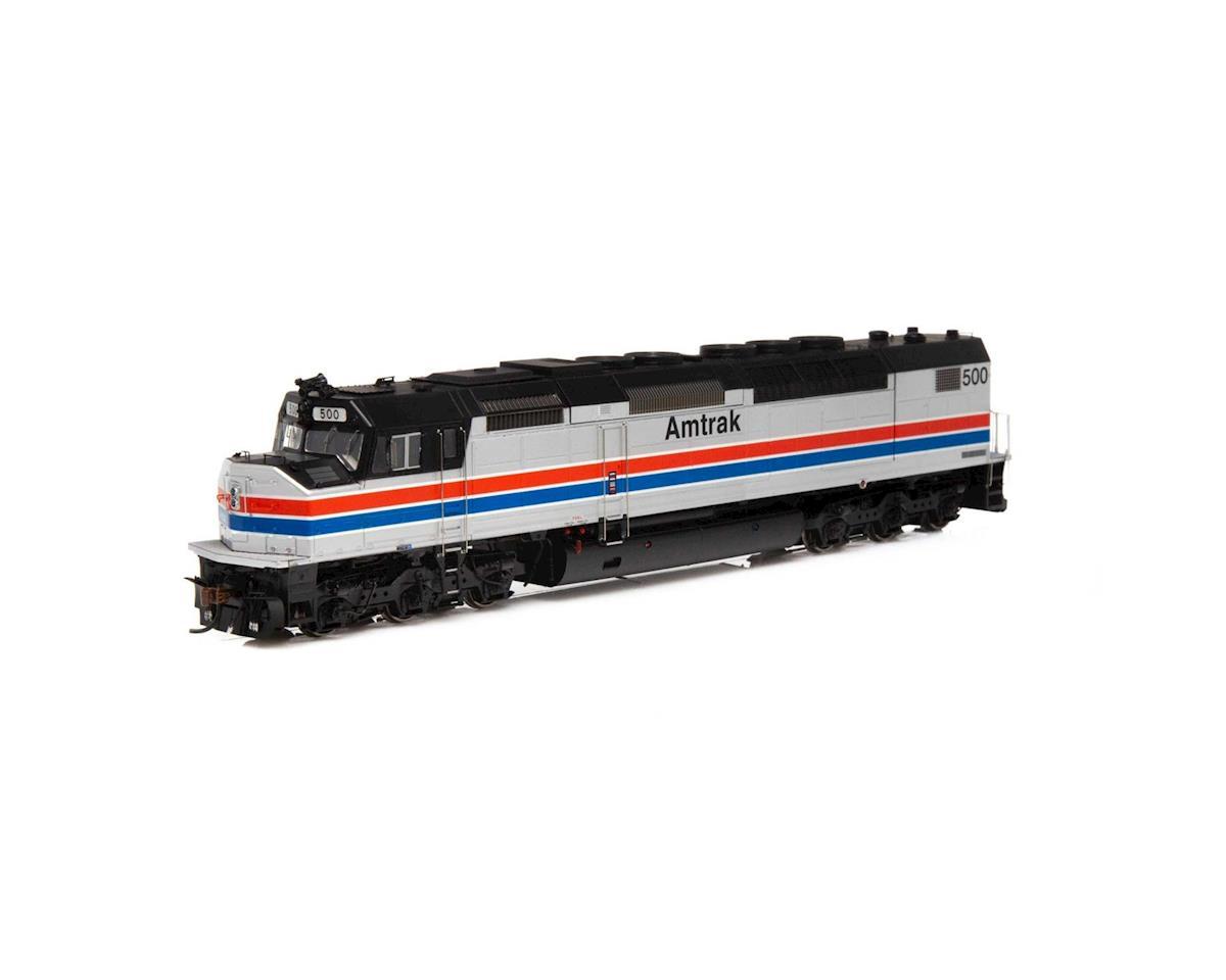 Athearn HO SDP40F, Amtrak #500