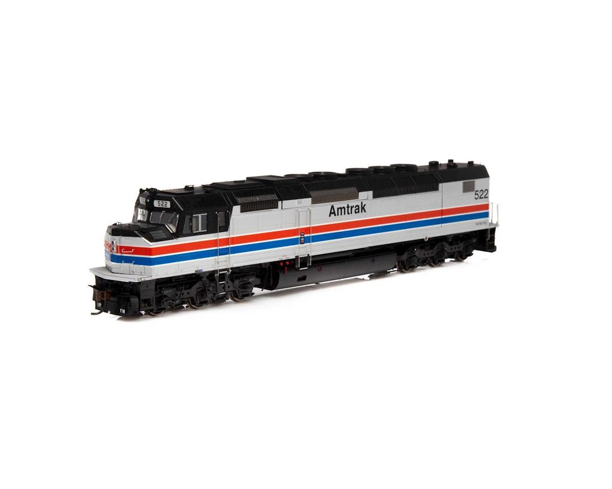 Athearn HO SDP40F, Amtrak #522