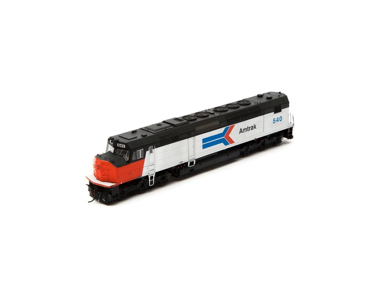 Athearn HO SDP40F w/DCC & Sound, Amtrak #540