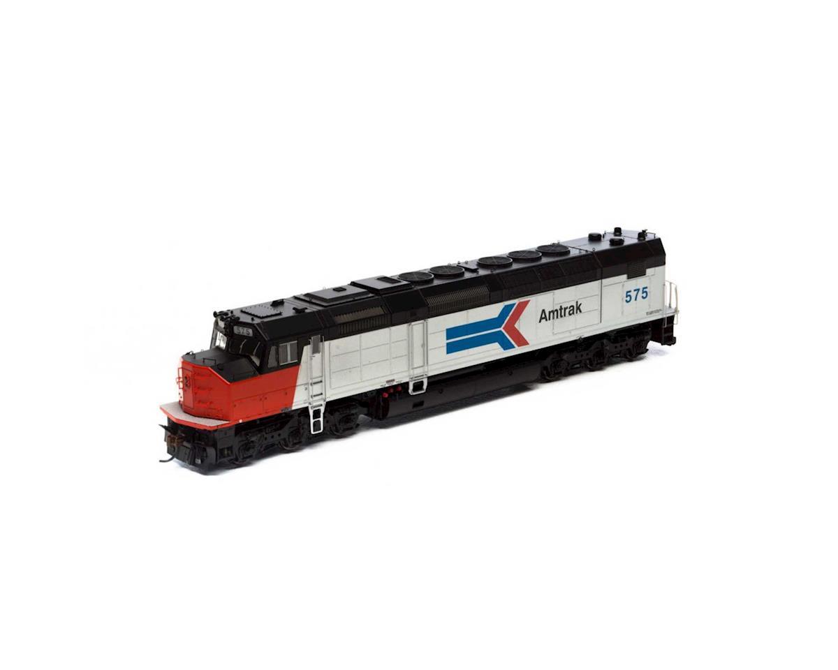 Athearn HO SDP40F w/DCC & Sound, Amtrak #575