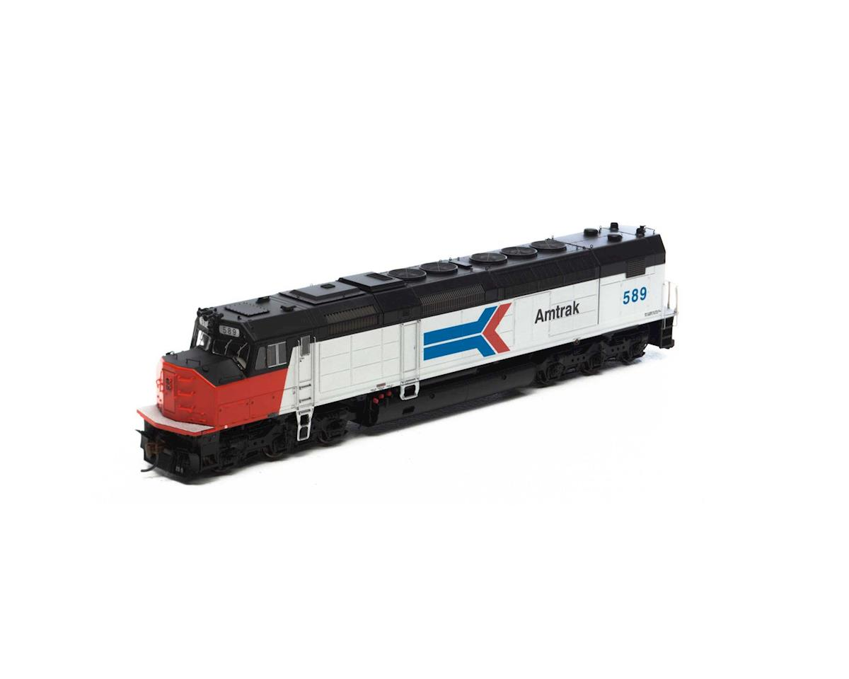 HO SDP40F w/DCC & Sound, Amtrak #589