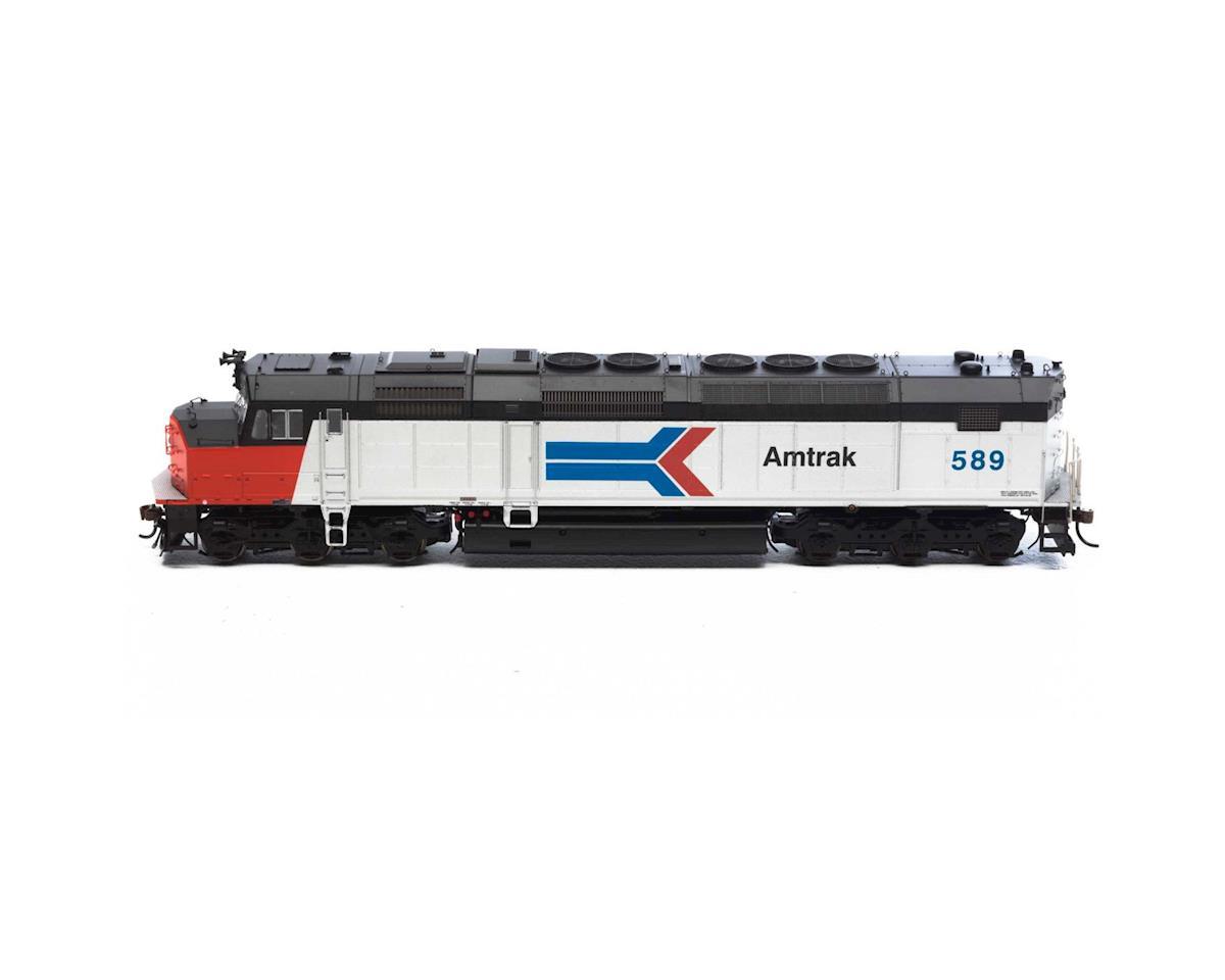 Athearn HO SDP40F w/DCC & Sound, Amtrak #589
