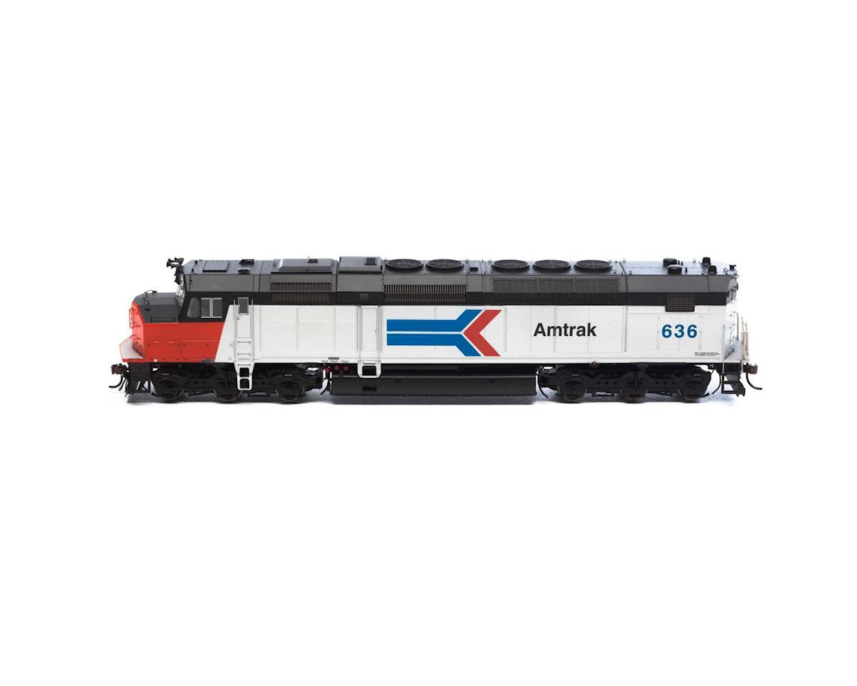 Athearn HO SDP40F w/DCC & Sound, Amtrak #636