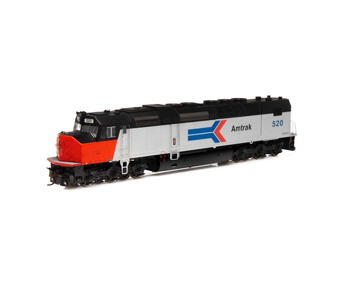 Athearn HO SDP40F w/DCC & Sound, Amtrak #520