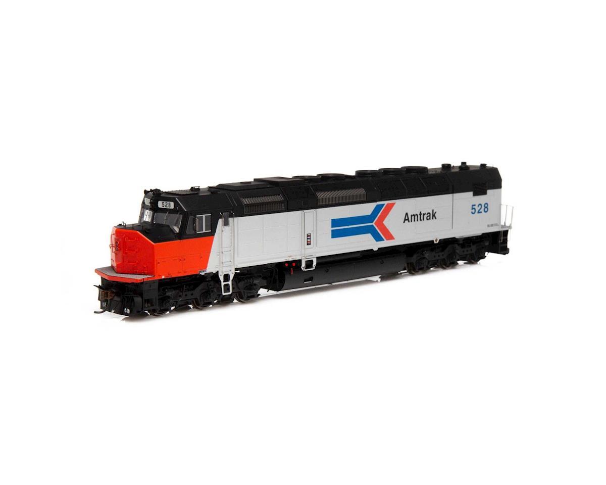 Athearn HO SDP40F w/DCC & Sound, Amtrak #528