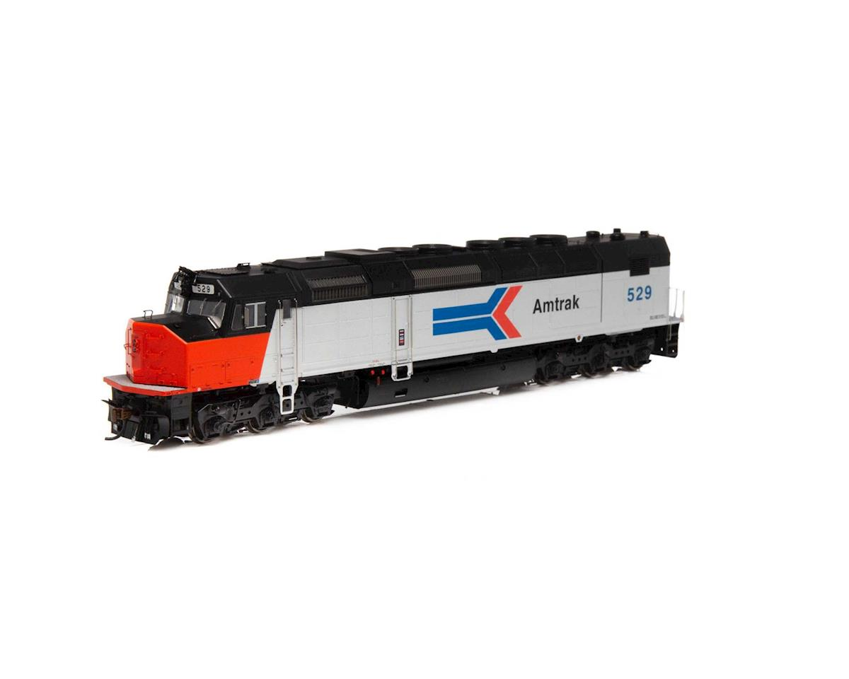 Athearn HO SDP40F w/DCC & Sound, Amtrak #529