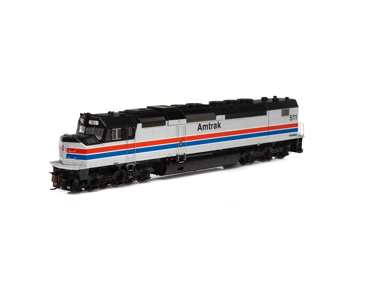 Athearn HO SDP40F w/DCC & Sound, Amtrak #511