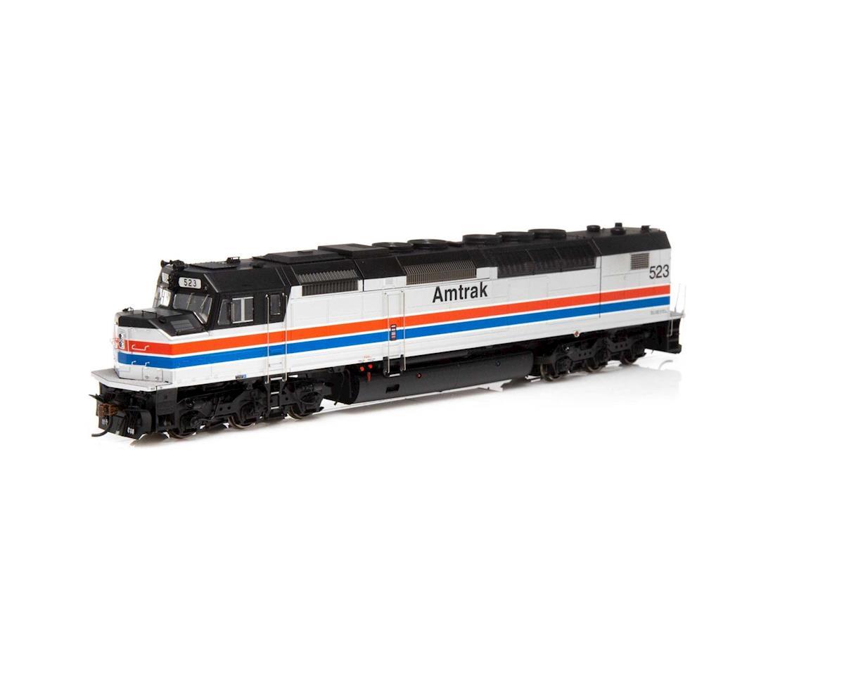 Athearn HO SDP40F w/DCC & Sound, Amtrak #523