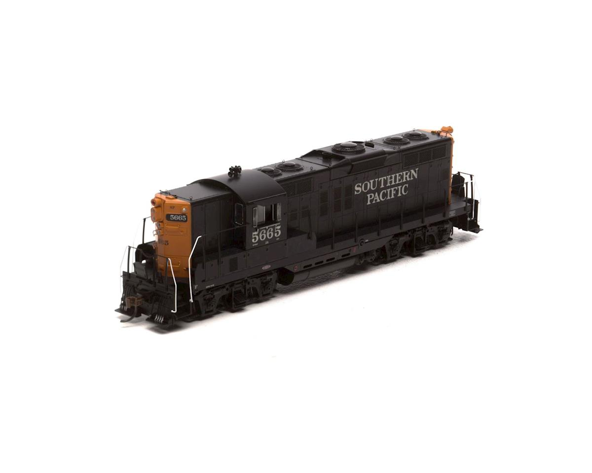 Athearn HO GP9 w/DCC & Sound, SP/Halloween #5665