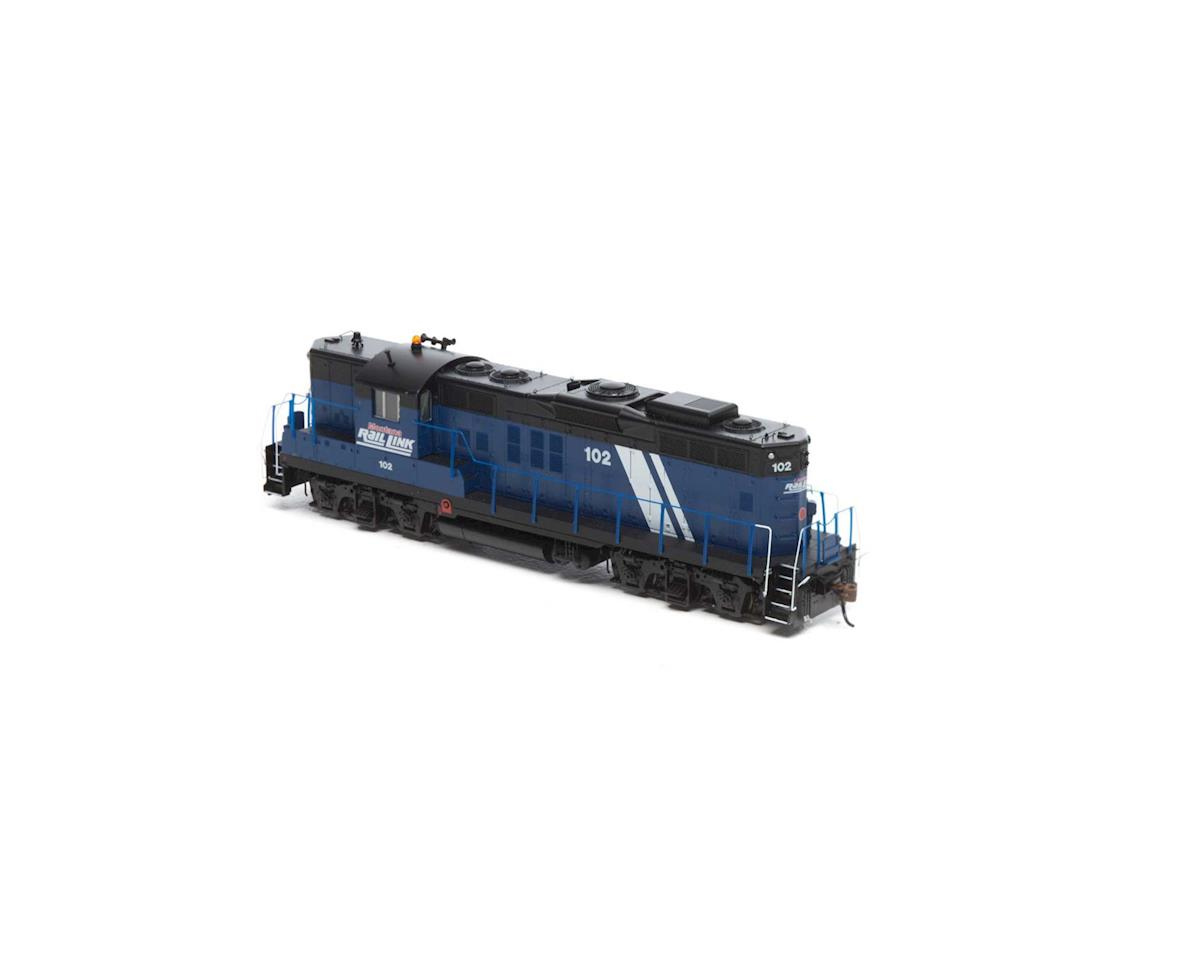 HO GP9 w/DCC & Sound, MRL #102 by Athearn