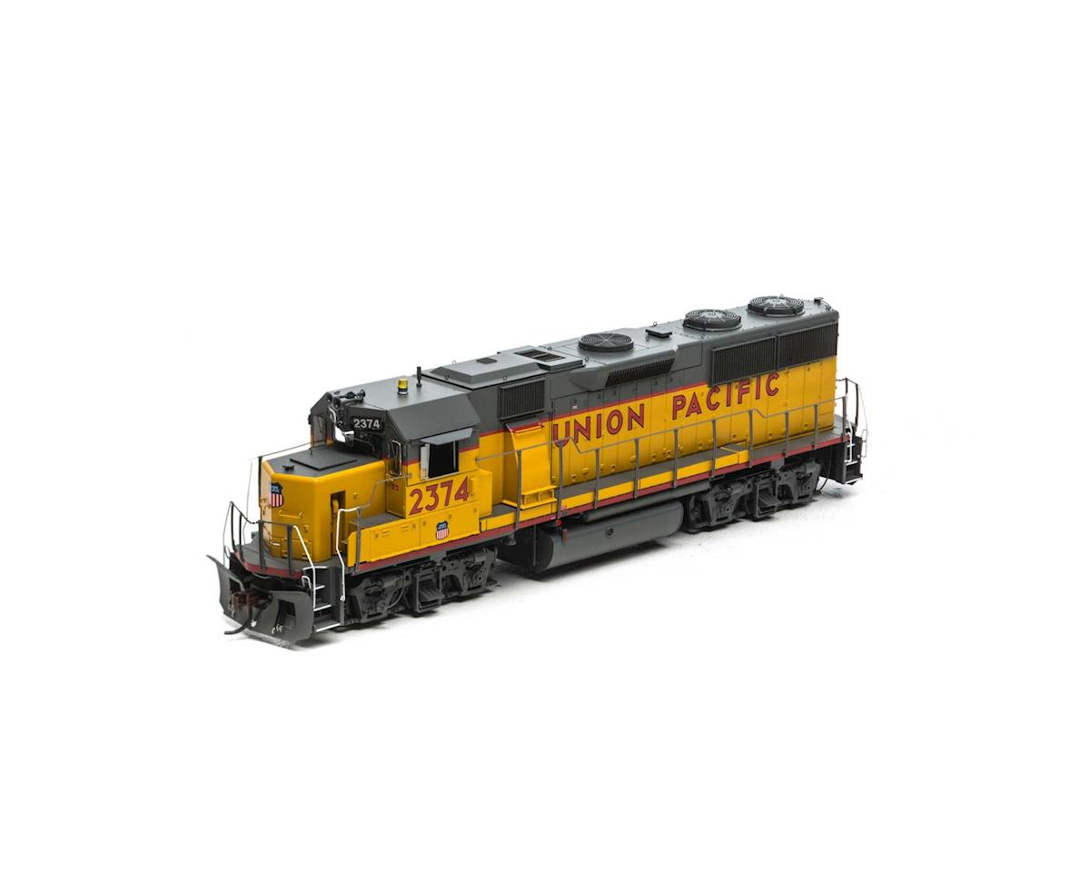 Athearn HO GP39-2 Phase III, UP #2374