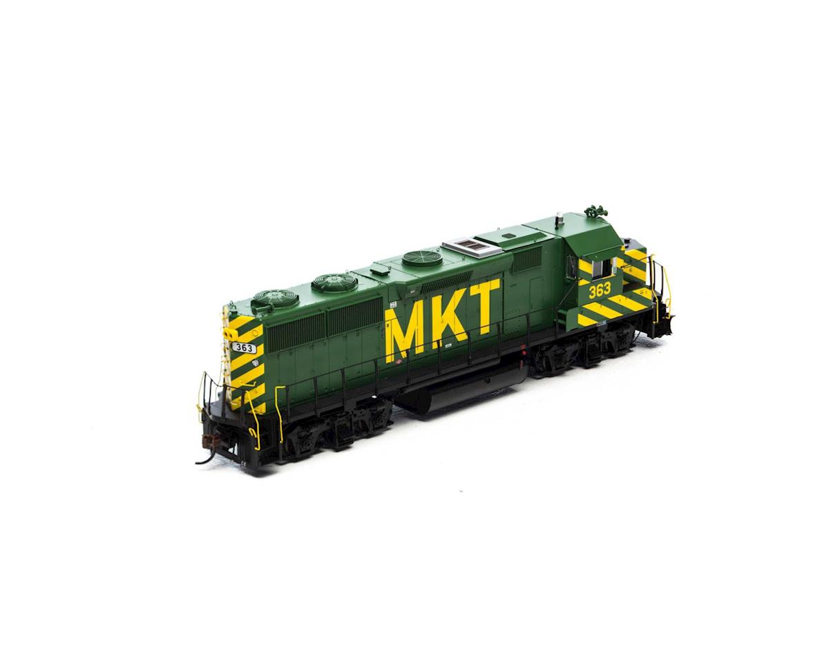 Athearn HO GP39-2 Phase III w/DCC & Sound, MKT #363