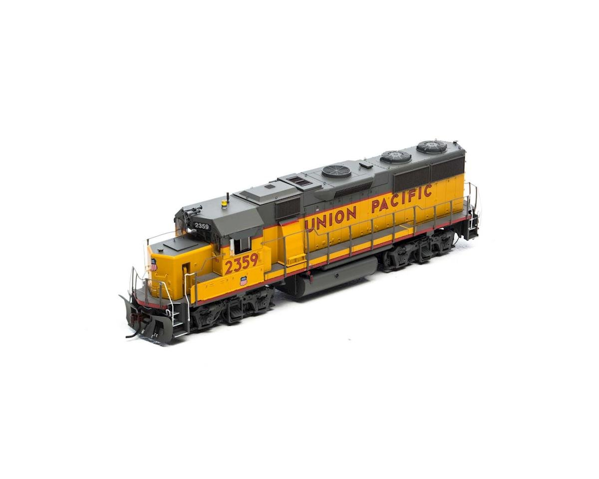 Athearn HO GP39-2 Phase III w/DCC & Sound, UP #2359