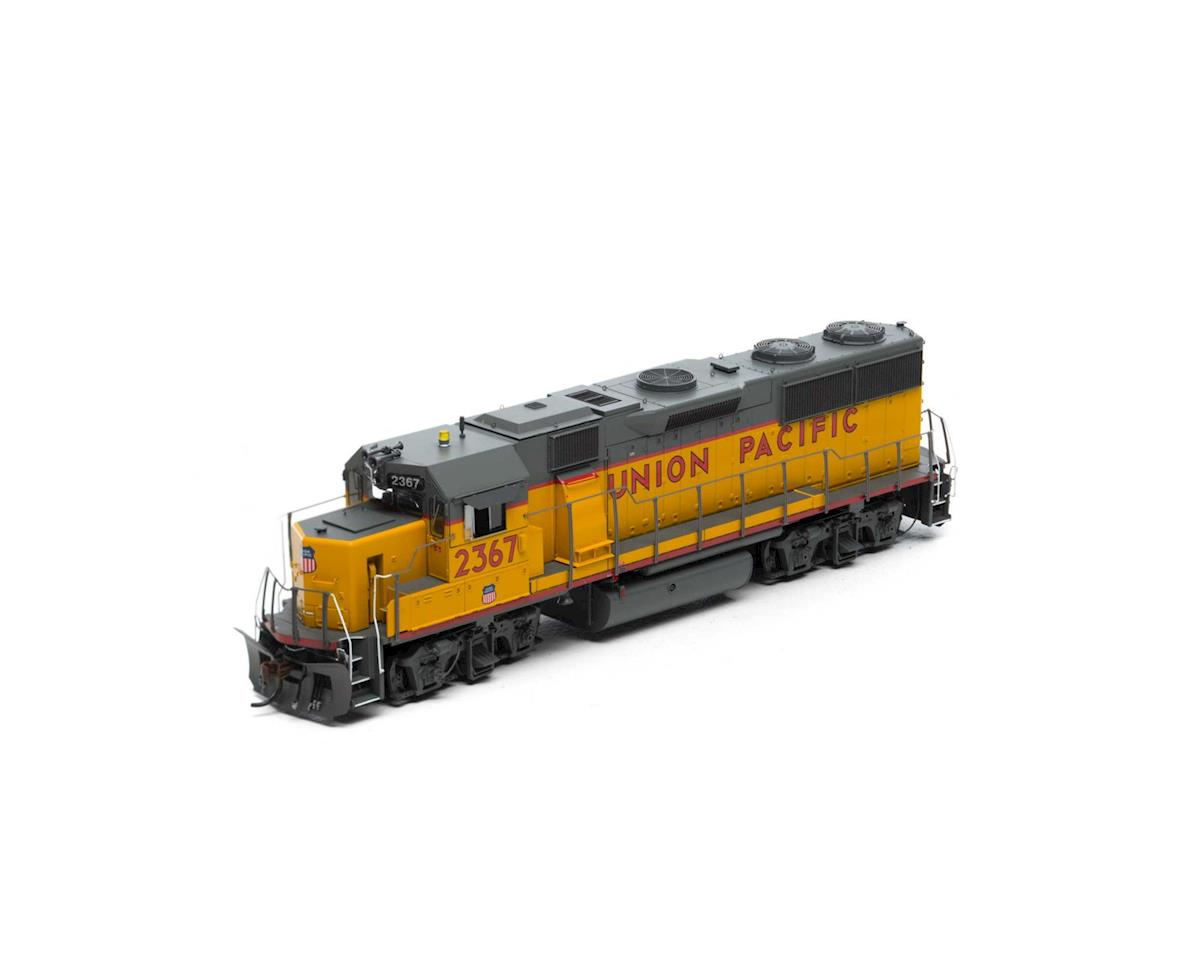 Athearn HO GP39-2 Phase III w/DCC & Sound, UP #2367