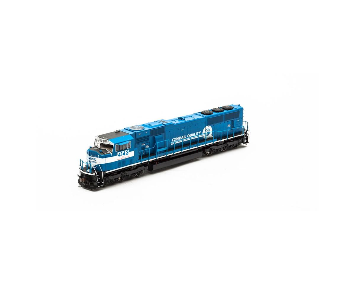Athearn HO SD70MAC Phase Vla w/DCC & Sound, CR #4143