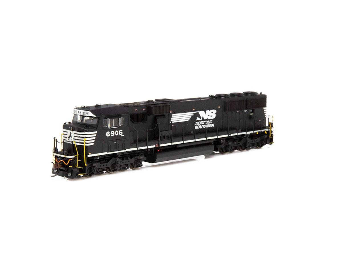 HO SD60E, NS #6906 by Athearn