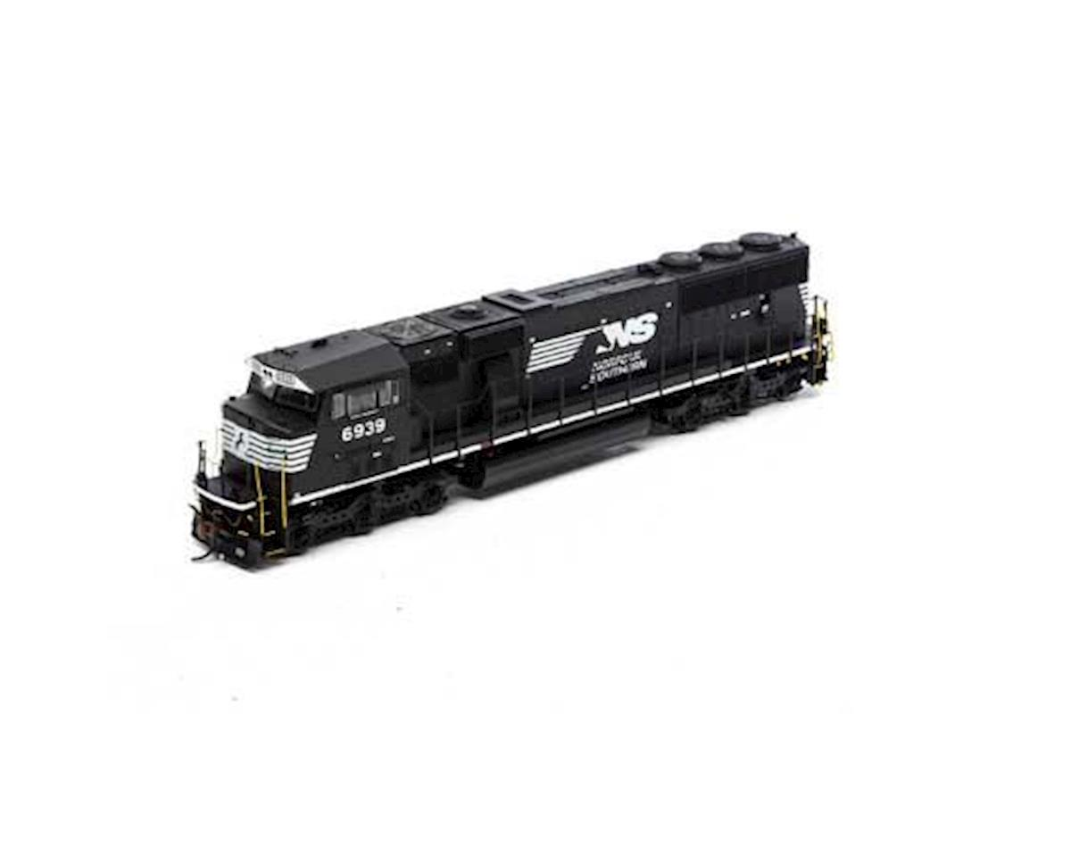 HO SD60E, NS #6939 by Athearn