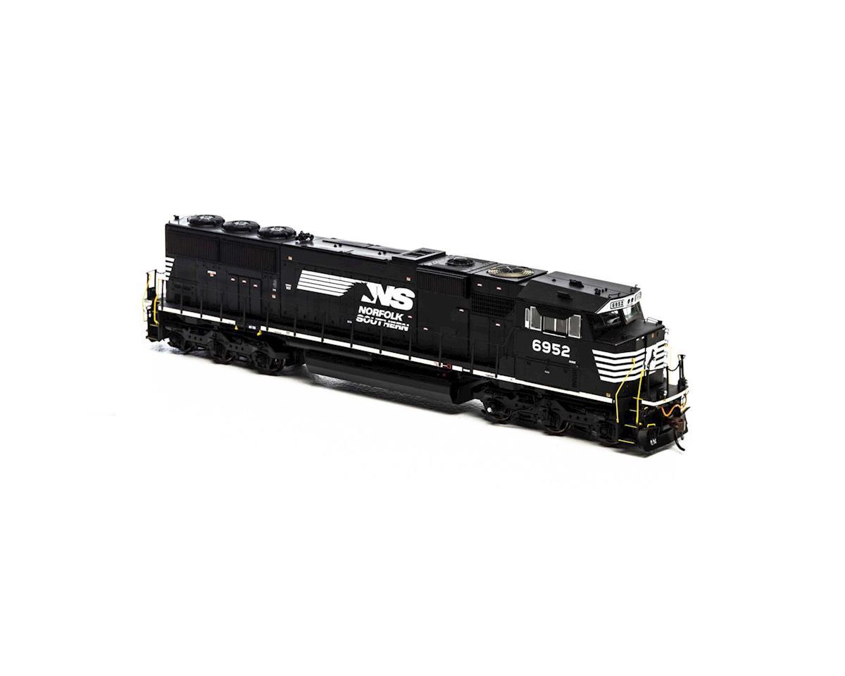 Athearn HO SD60E, NS #6952