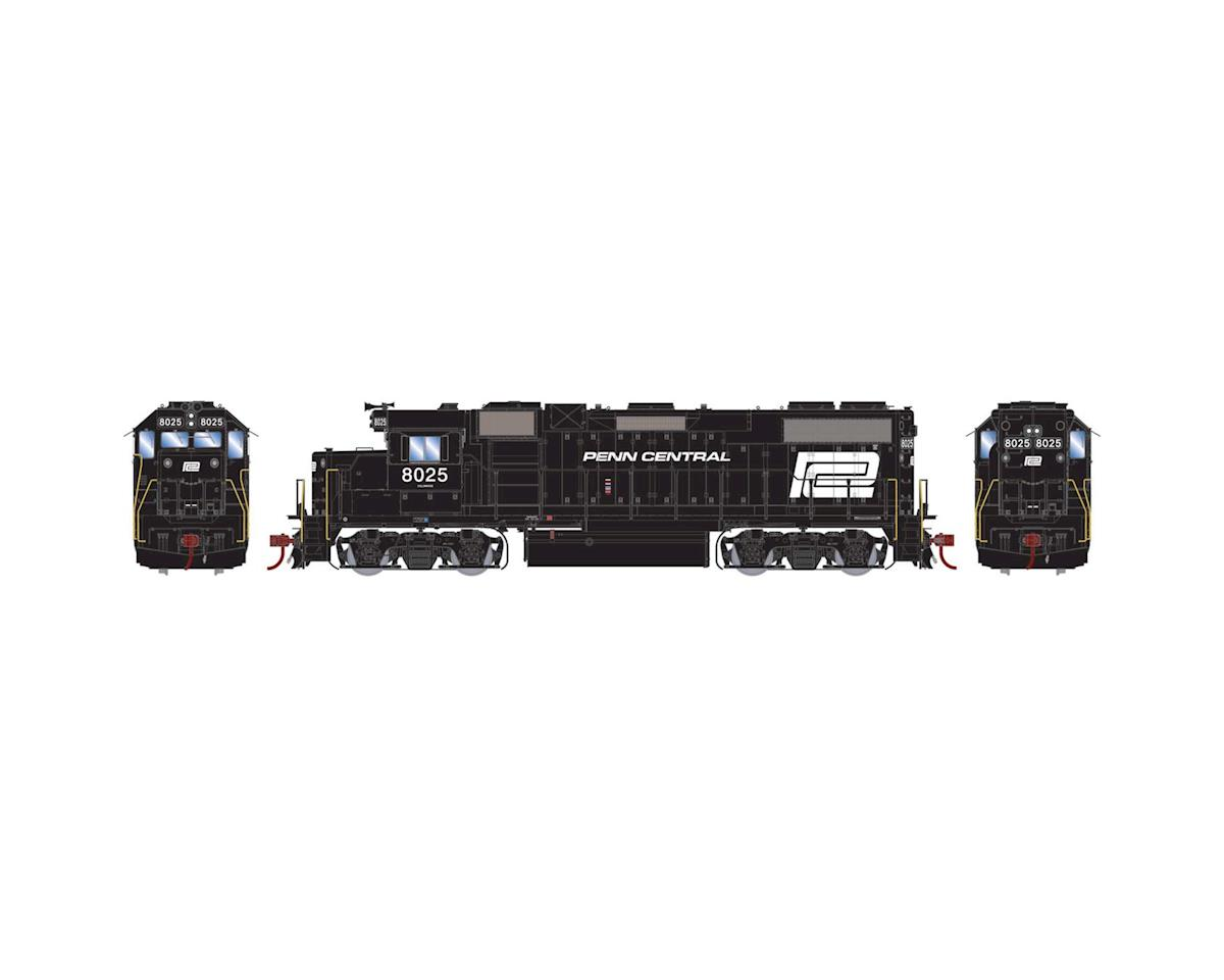 Athearn HO GP38-2 w/DCC & Sound, PC #8025