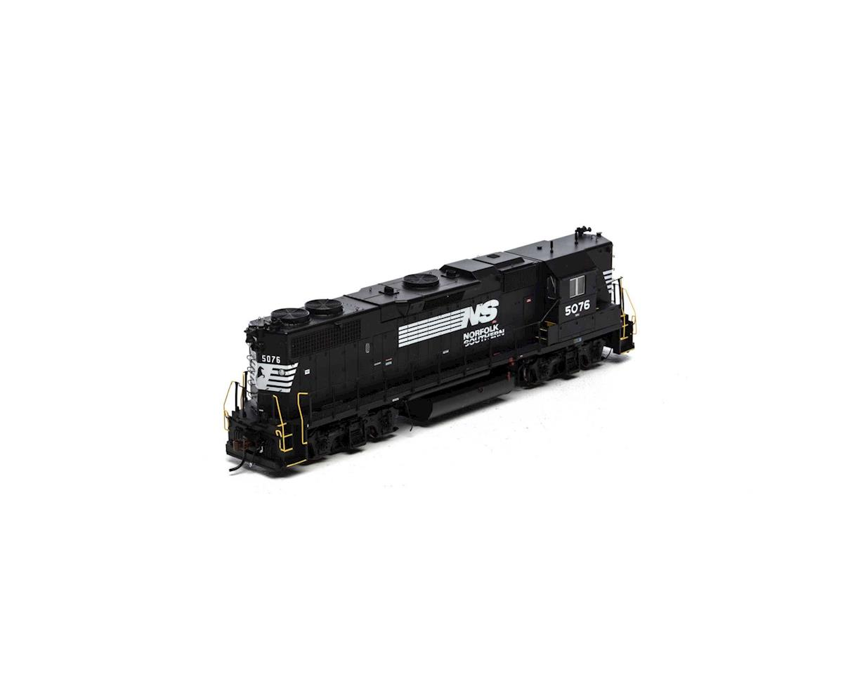 Athearn HO GP38-2 w/DCC & Sound, NS #5076