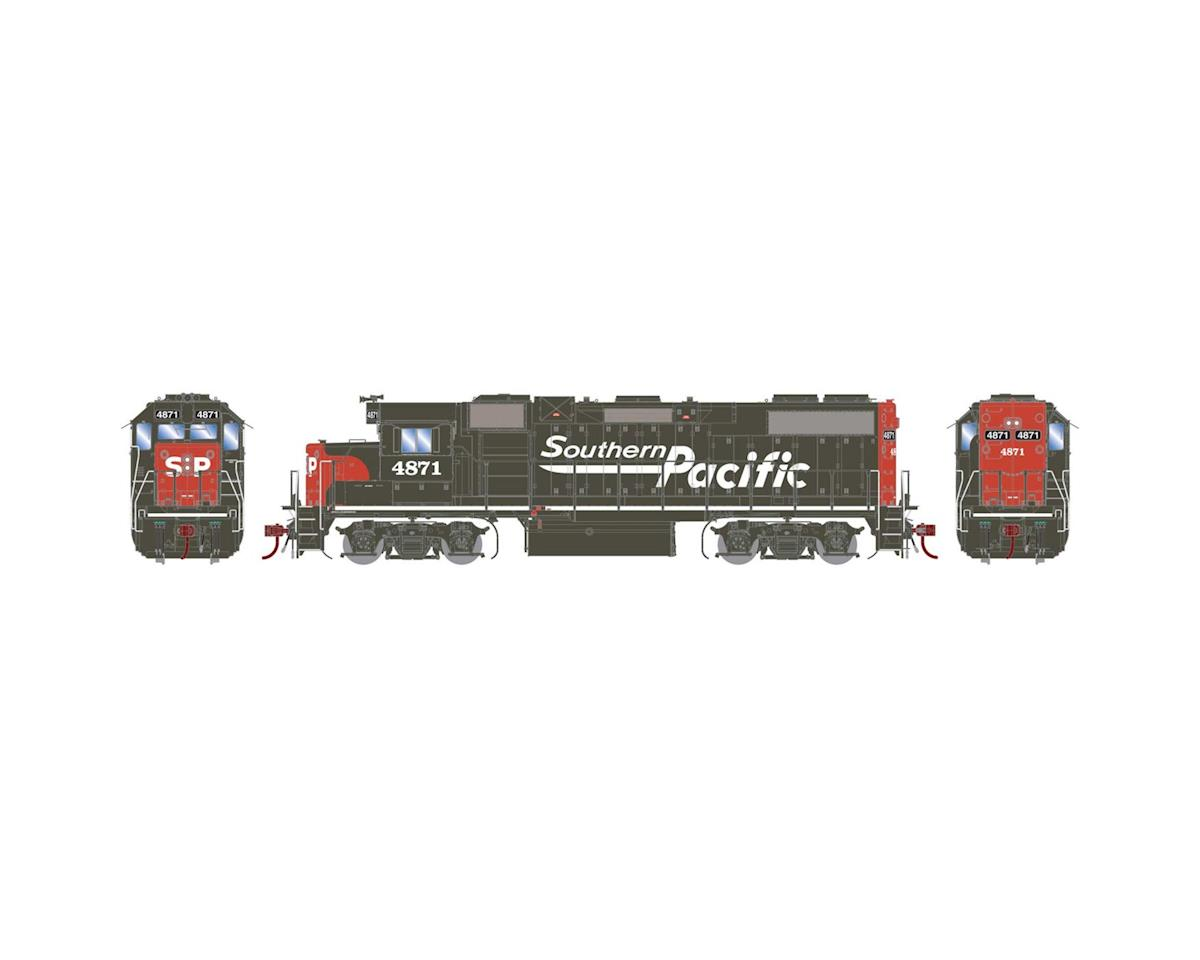 Athearn HO GP38-2 w/DCC & Sound, SP #4871