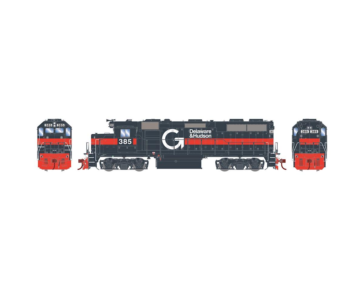 Athearn HO GP39-2 w/DCC & Sound, D&H/Guilford #385
