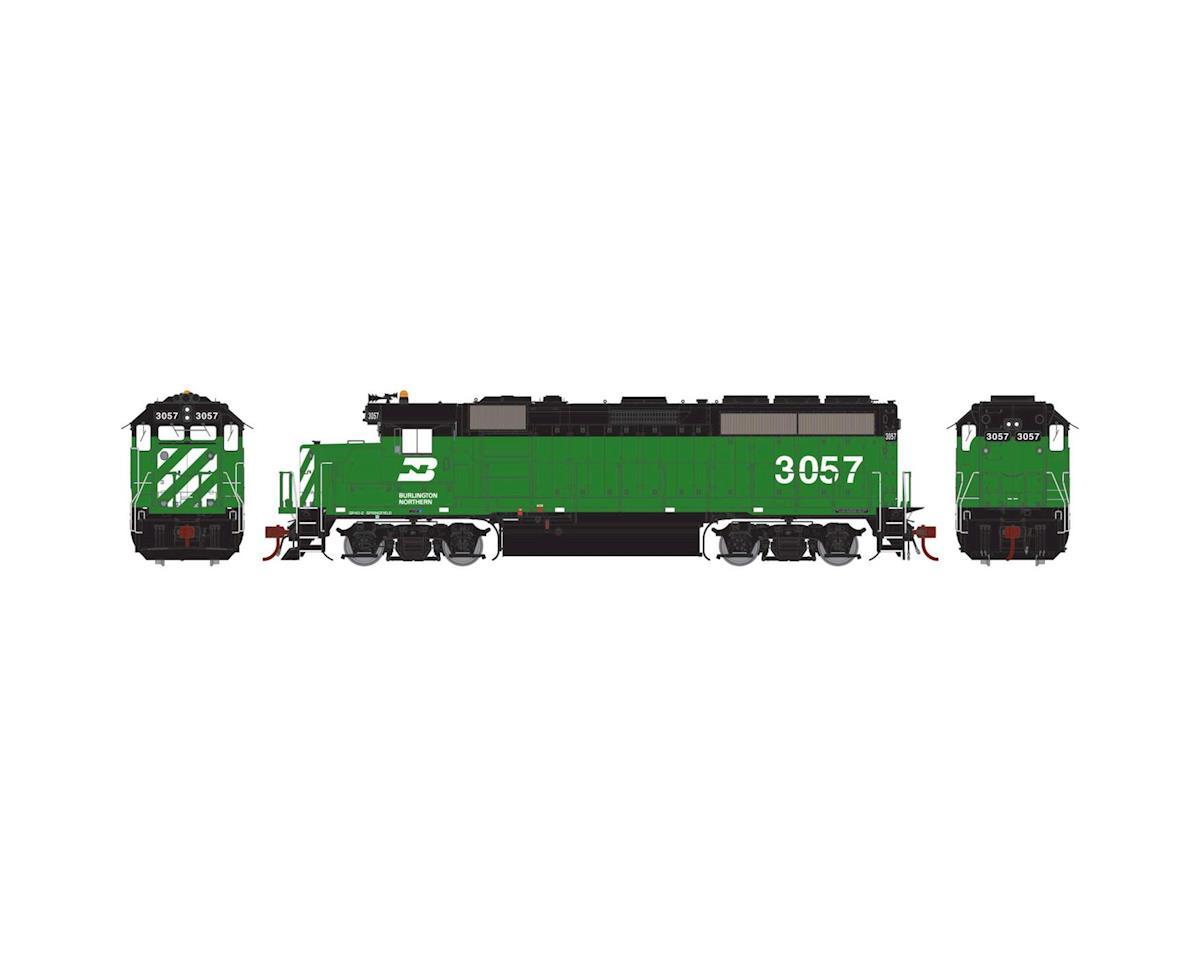 Athearn HO GP40-2, BN #3057