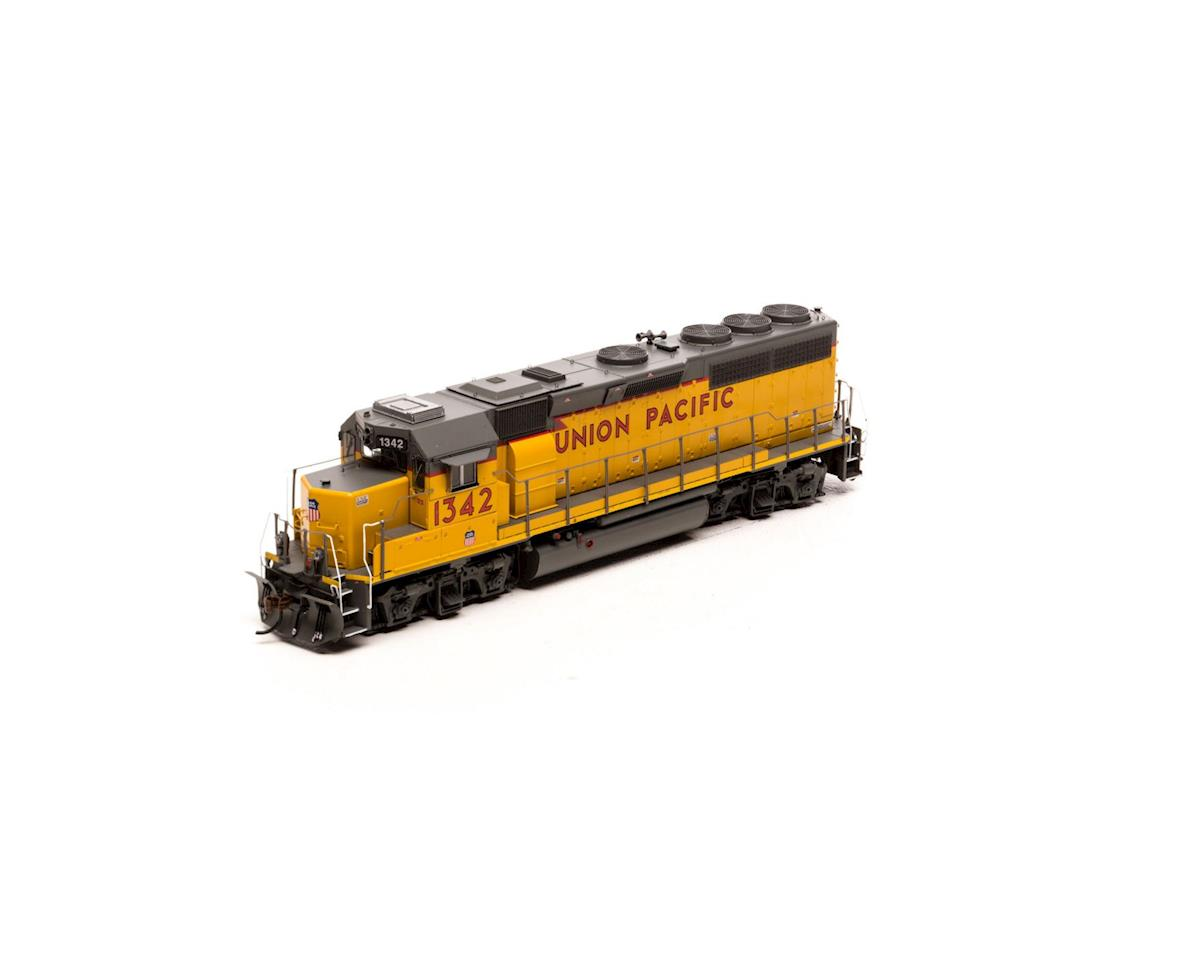 Athearn HO GP40-2, UP #1342