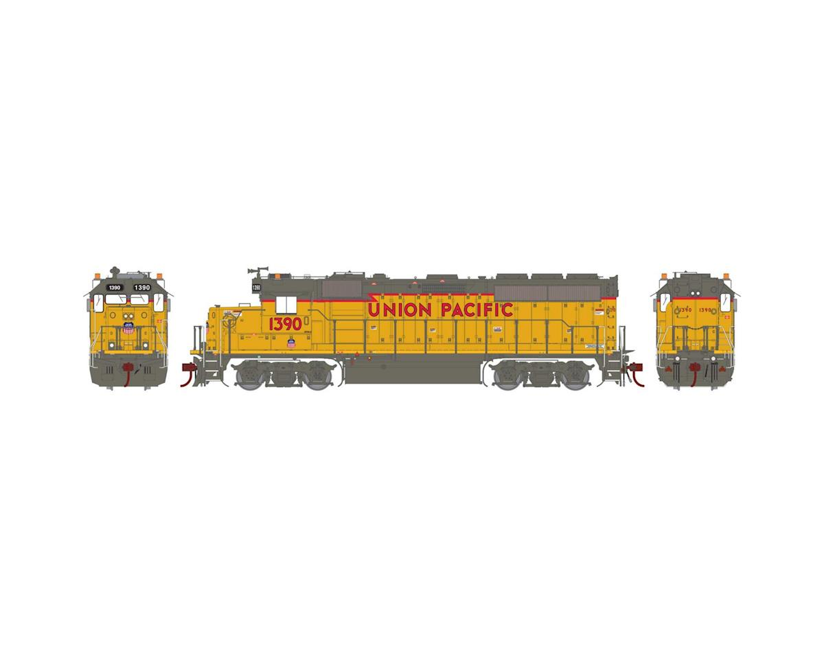 Athearn HO GP40-2, UP #1390