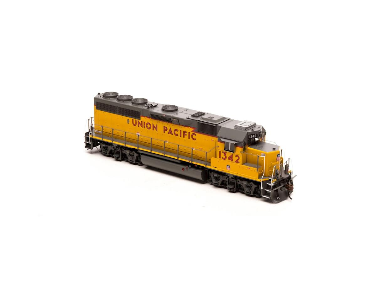 Athearn HO GP40-2 w/DCC & Sound, UP #1342