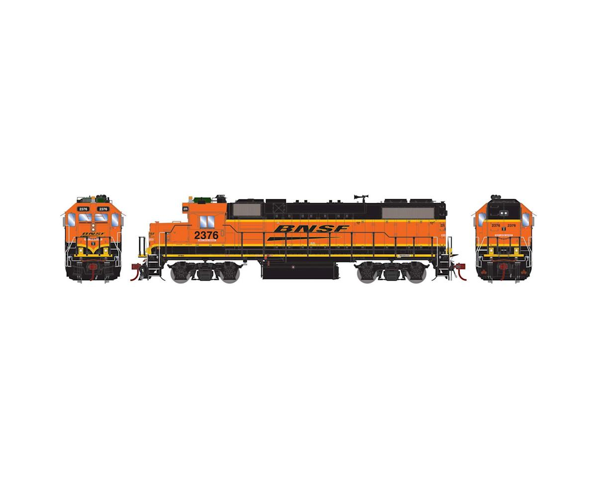 Athearn HO GP38-2 w/DCC & Sound, BNSF/Wedge #2376