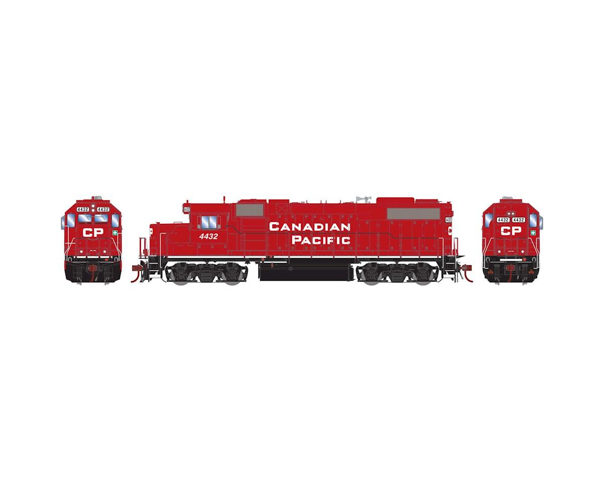 Athearn HO GP38-2 w/DCC & Sound, CPR #4432