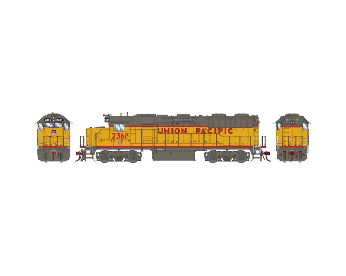 Athearn HO GP39-2 Phase III w/DCC & Sound, UP #2361