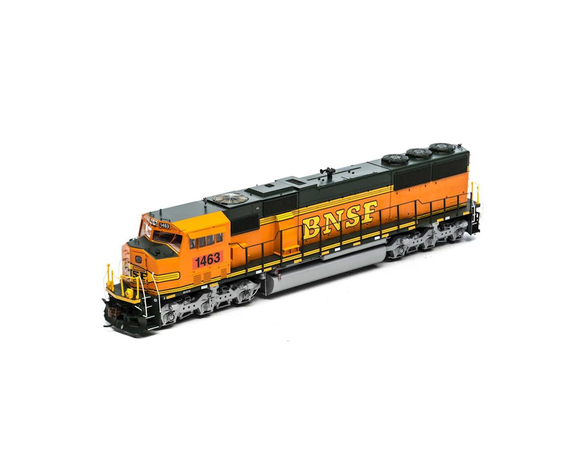 HO SD60M, BNSF #1463 by Athearn