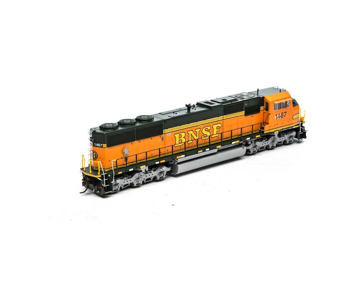 Athearn HO SD60M, BNSF #1467